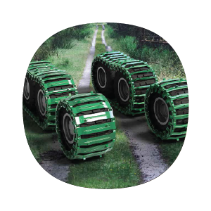 veriga lesce - green track program